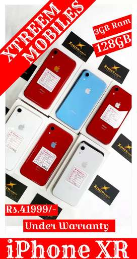 iPhone XR..Under Warranty.. 100% Fresh Condition..