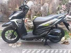 Bali dharma motor, jual Honda Vario tekno 125 THN 2016
