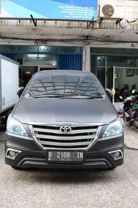 Innova G A/T matic diesel hitam TOYOTA INNOVA DIESEL MATIC