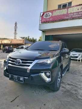 Toyota Fortuner VRZ 2017 nik 2016 like new