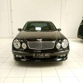 Mercy E240 Elegance matic 2003