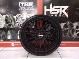 SM205 HSR R18X75/825 H8X100-114,3 ET40/45 BLACK