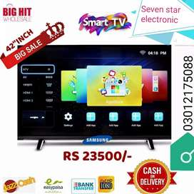 "32""SAMSUNG SMART LED TV BRAND NEW WITH WARRANTY 20 TO 70INC ALL MODEL"