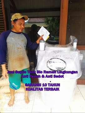 SEPTICTANK , septic tank bio, biofil  Terjamin Bergaransi  Biotech