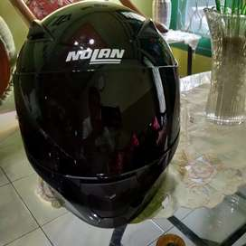 helm nolan n60.5 (metal black)