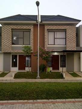 Disewakan Rumah Modern Minimalis 2 lantai di Premier Serenity Bekasi
