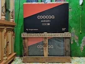 TV LED Digital Coocaa 32 inch / Smart TV / AndroidTV