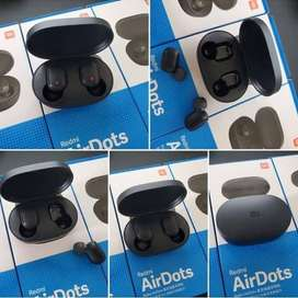 ORIGINAL Earphone Bluetooth Xiaomi Airdots TWS LITE Mantap bagusbanget