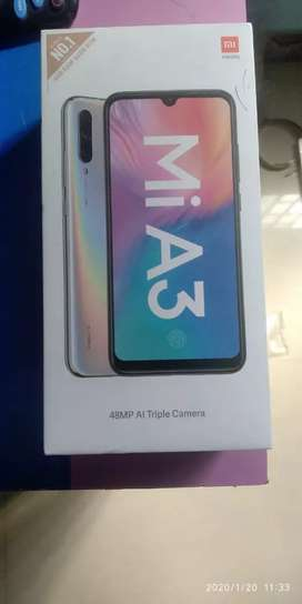 Mi A3... New mobile bill available