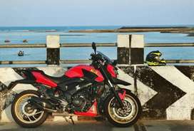 Bajaj dominar 400 with or without finance.
