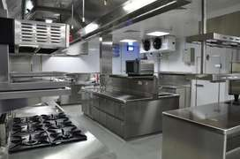Cloud kitchen with sweegie and zomato id available on rent