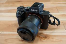 Sony Alpha A7M2K 24.3MP Digital SLR Camera (Black) Without lens
