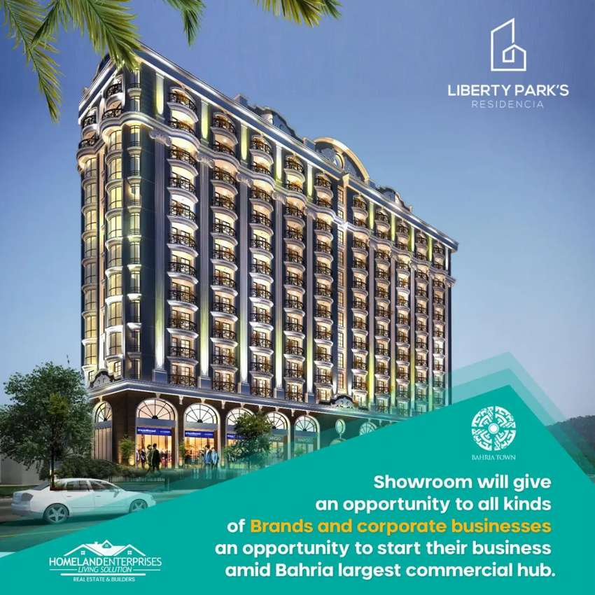 1 Bed Apartment available at Liberty Park's Residencia 0