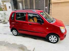 Maruti Suzuki Wagon R 1.0 VXi, 2008, CNG & Hybrids