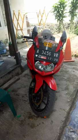 Ninja 250 R tahun 2010