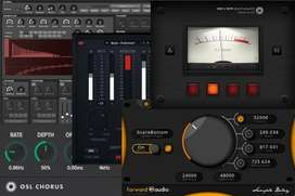 Vst plugins & loops Rs. 2000