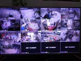 Pemasangan cctv berkwalitas gambar Full HD