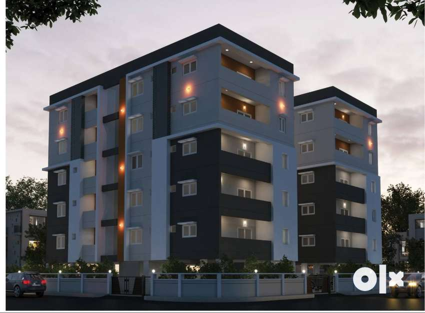 Ready to Occupy 3 BHK Flats for Sale in Northface Avasa at Penamaluru 0