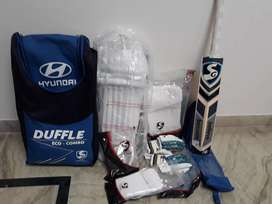Brand new wholesale SG original cricket kits