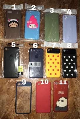 Case Iphone 7/8 dan 5/5s/SE