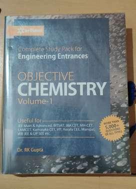 Arihant Objective Chemistry Vol I Class 11 Jee preparation
