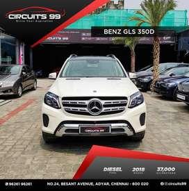 Mercedes-Benz GLS 350d 4MATIC, 2017, Diesel
