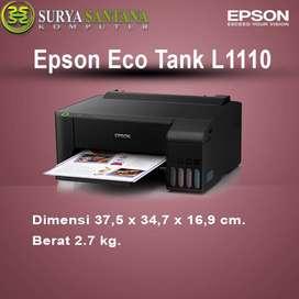 Printer Epson L1110 Eco Tank (Printer Only) Garansi Resmi