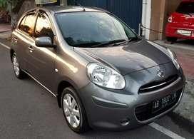 Nissan March 2013 manual tng1 AB istimewa pajak baru bln 10