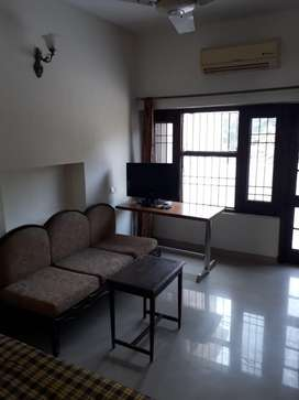 Independent Fully furnished 2 A/C bedrooms in Sector 33