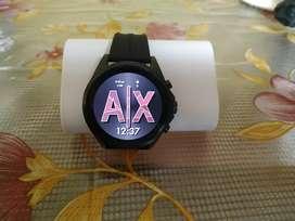 Armani Exchange Silicone Swim Proof Smartwatch AXT2007. Smart watch.