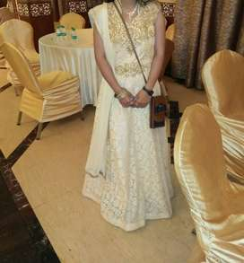 Gown frock suits