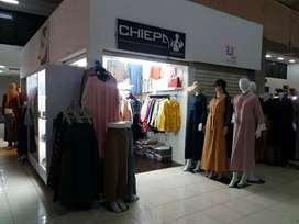 Dijual Toko/Kios di dalam gedung Pasar Aceh baru, lantai 3