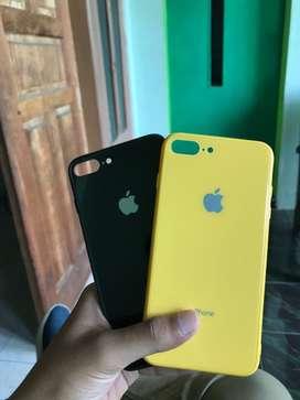 Softcase iphone 7/8 plus