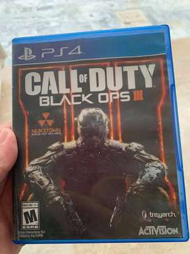 Black Ops 3, ps4