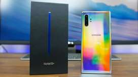 Samsung Galaxy  Note 10Plus New Models Available At Discounted Price