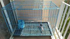 Dog cage 36inch by 22.8