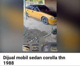 Sedan Corolla 1988