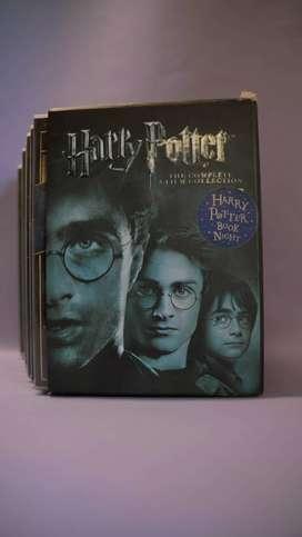 Harry Potter Set of 8 DVDS