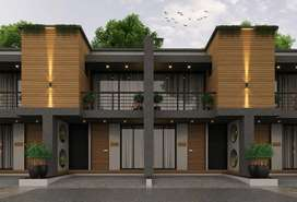 At Valsad - Book Your 3BHK Row House at Abrama Road.