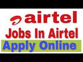 Bharti Airtel limited required urgently 14 Dec .