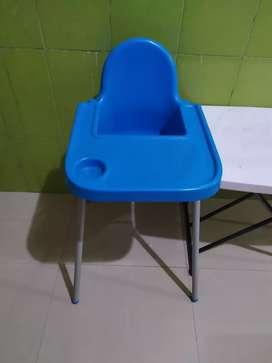Baby chair untuk makan
