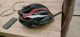 Helmet for cycle riders