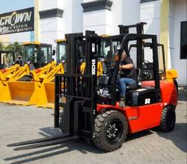 Forklift di Konawe Murah 3-10 ton Mesin Isuzu Mitsubishi