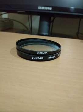 Filter Sony Original 55mm