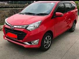 Dijual Daihatsu Sigra DP 15 Jt Type 1.2 R M/T 2017