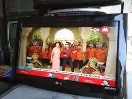 L.g 26 inches LCD tv super clarity set super running