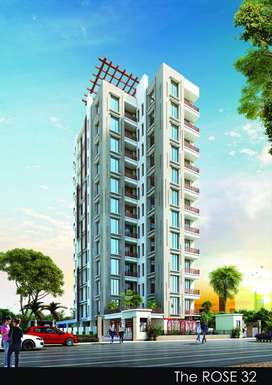 This is a Big, Luxurious  brand new project in Newtown, Kolkata.