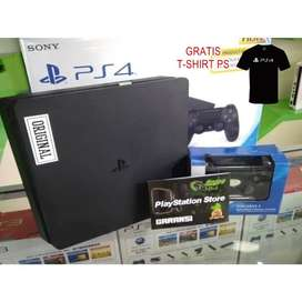 PS4 SLIM ORIGINAL 500GB BISA ONLINE/OFFLINE