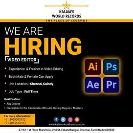 Need graphics designer