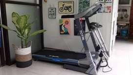 Elektrik  Treadmill  270 incline  otomatis